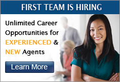 Join First Team Real Estate